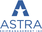 astra ship management logo